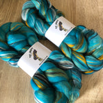 Koi Dye Candy Custom Blended Fibre