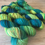 Monstera Leviosa - NZ Grown Milled and Dyed 14ply/Chunky Merino Wool Yarn