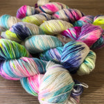 Cupcake Confetti - Dreamy - NZ Grown Milled and Dyed Polwarth Alpaca