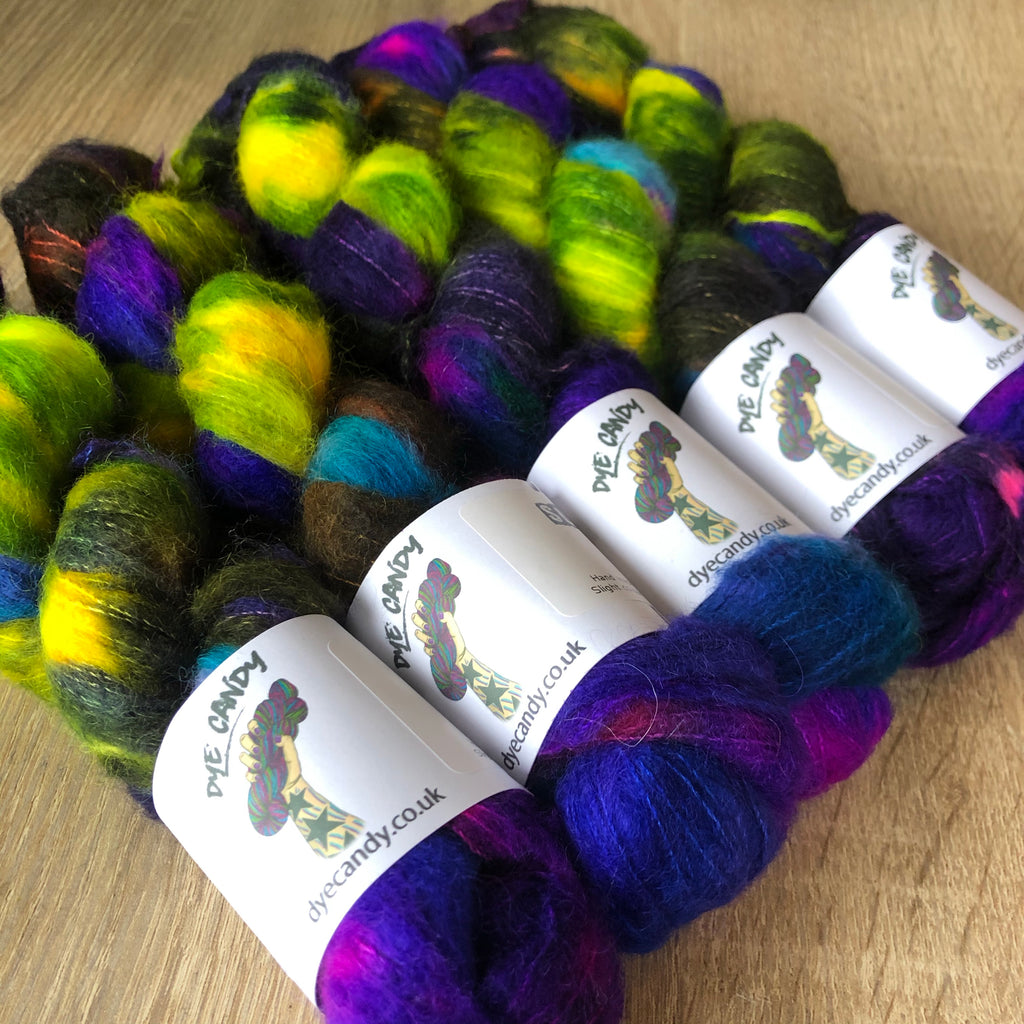 Surreal Dreams Dye Candy Cloud Yarn