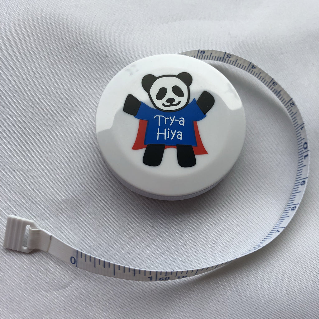 HiyaHiya Panda Tape Measure