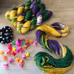 Ooh Fresh! - NZ Grown Milled and Dyed 14ply/Chunky Merino