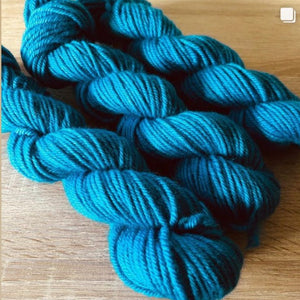 Turquoise knitting wool online NZ wool