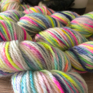 Cupcake Confetti - Sumptuous DK/10ply - The Woven Nana-Cindy Exclusive