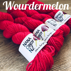 Wourdermelon - Sumptuous - The Woven Nana-Cindy Exclusive