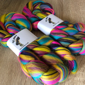 Kevin Dye Candy Custom Blended Fibre