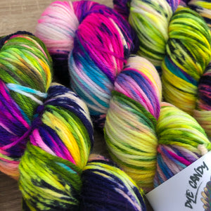 Surreal Dream Dye Candy Workhorse DK Yarn