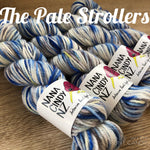 The Pale Strollers - Sumptuous DK/10ply - The Woven Nana-Cindy Exclusive