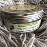 "Nudi Point Whipped Body Butter ""Nutty-Coco Lavender-Loco"""