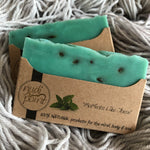 "Nudi Point Body Bar Soap ""MoMints Like These"""