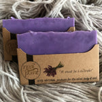"Nudi Point Body Bar Soap ""It Must Be Lavender"""