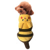 Two-legged Pikachu transfiguration costume treasure dream pocket puppet dog clothes