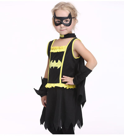 Halloween cosplay costume Batman suit