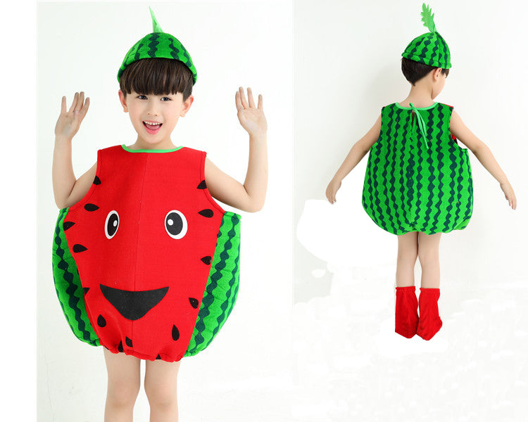 Watermelon Children fruits vegetables costumes  sc 1 st  Zaydle & Watermelon Children fruits vegetables costumes - Zaydle