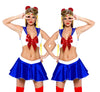 Pretty Soldier Sailormoon for Cosplay and Halloween Costumes
