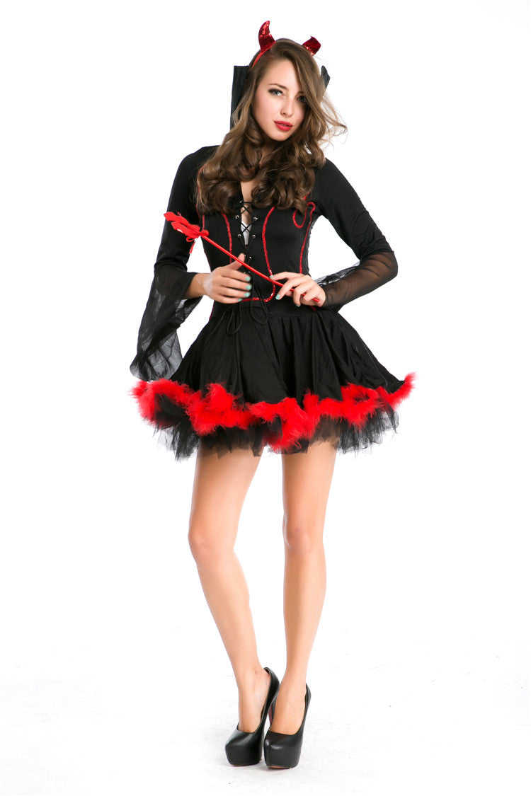 womens witch vampire halloween and ds performance costumes - zaydle