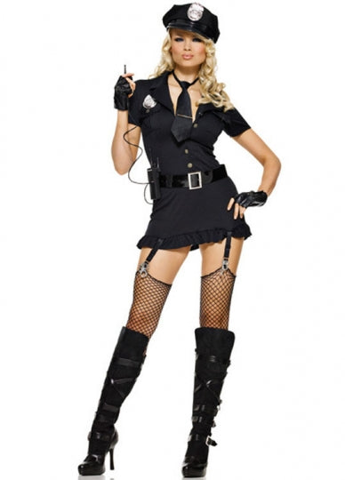 Bad Cop Costume for Women