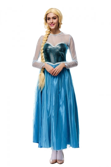 Fairy tale Innocent Frozen Elsa Costume for women.  sc 1 st  Zaydle & Fairy tale Innocent Frozen Elsa Costume for women. - Zaydle