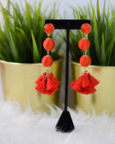 B- Triple Balled Tassel