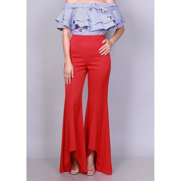 Cyria High Waisted Dress Pants