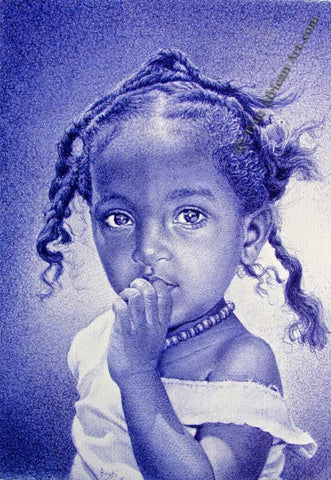 Child | Enam Bosokah | True African Art .com