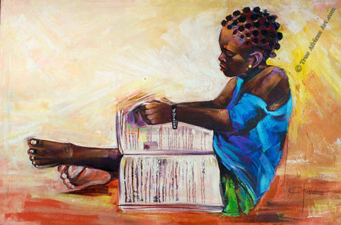 C-Kle - African Paintings | Discover to Recover