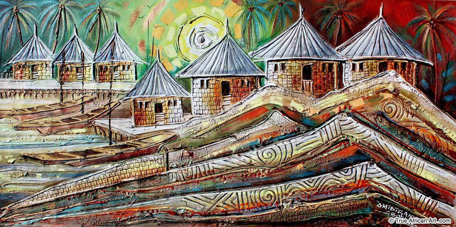 Paul Gbolade Omidiran - Mountainous Region