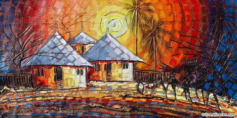 "Paul Gbolade Omidiran | Nigeria | ""Family Homeward"" 