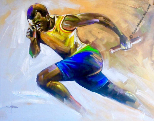 "C-Kle  |  Ghana  |  ""Always a Victory  