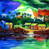"Appiah Ntiaw |  Ghana  |  ""Between Morning and Evening""  