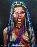 "Kowie Theron  |  South Africa  |  ""Ethnic Beauty""  