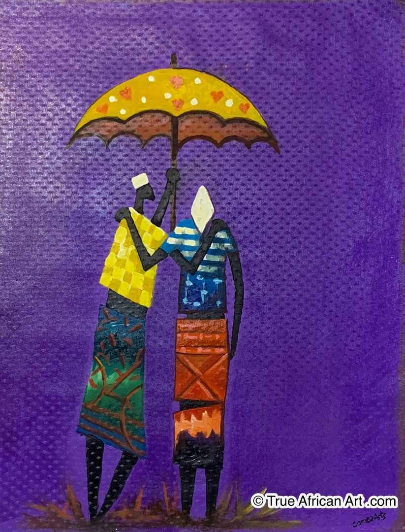 Francis Sampson  |  Ghana  |  F-11  |  True African Art .com