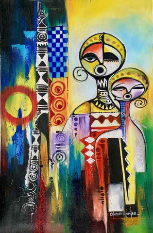 "Olumide Egunlae  |  Gambia  |  ""Facing Darkness""  