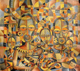 The Family Album | Angu Walters | True African Art .com
