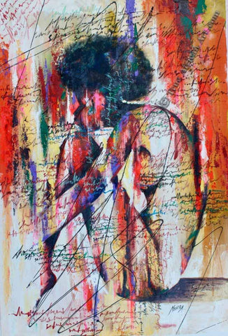 "Daniel Akortia  |  Ghana  |  ""Figuring it Out""  