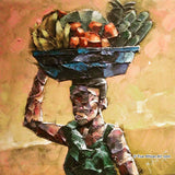 "Masoud Kibwana | Tanzania | ""Fruit Vending"" 