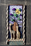 "South Africa Crafts  -  ""Giraffes""  -  True African Art.com"
