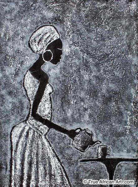 "John Ndungu  |  Kenya  |  ""Good Morning""  