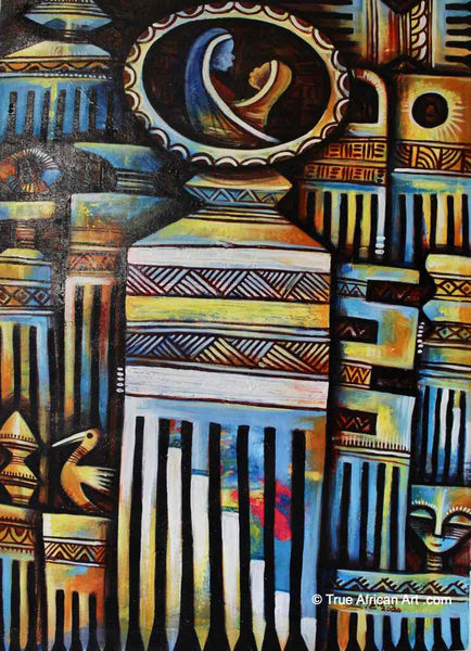 "Appiah Ntiaw  |  Ghana  |  ""Hairpicks 3""  