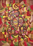 "Angu Walters |  Cameroon  |  ""Happy Family 2015""  