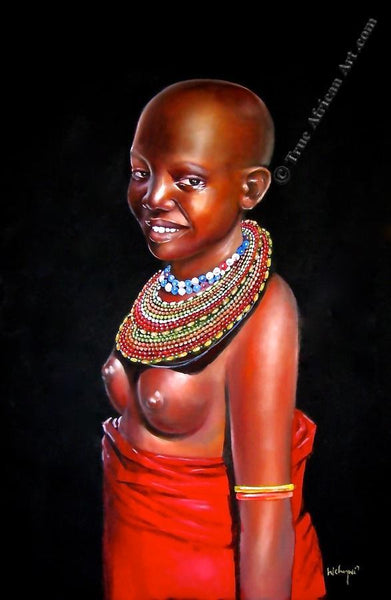 "Chagwi   |  Kenya  |  ""Just Married""  