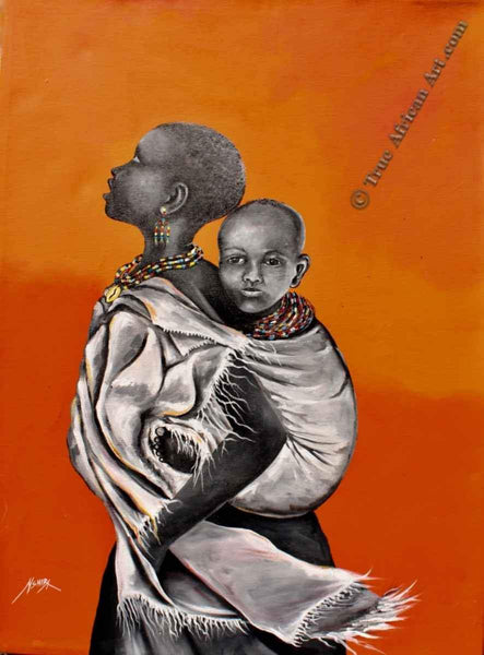 "Daniel Akortia  |  Ghana  |  ""Love Carries""  