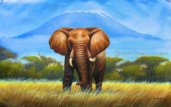 "Chagwi   |  Kenya  |  ""My Mountain""  