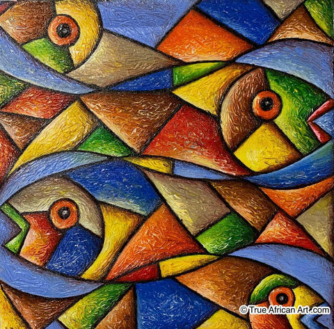 "Peter Ndirangu  |  Kenya  |  ""Fish Heads""  