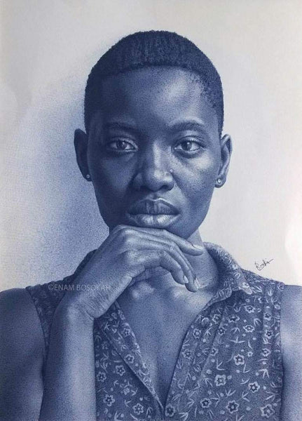 "Enam Bosokah  |  Ghana  |  ""Realize Me""  