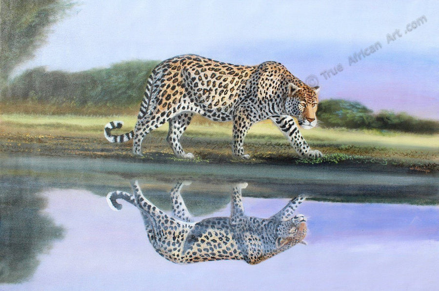 Wycliffe Ndwiga - Reflection Stalk