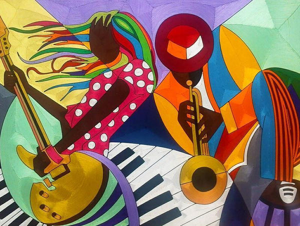 "Yeboah Family - Yeb  |  Ghana  |  Silk Thread  |  ""Rock Meets Jazz""  