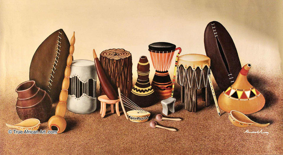 Many Artists - Traditional Instruments