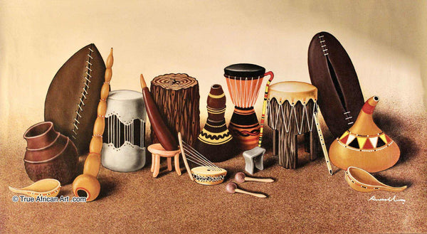 "Russell Owino  |  Kenya  |  ""Traditional Instruments""  