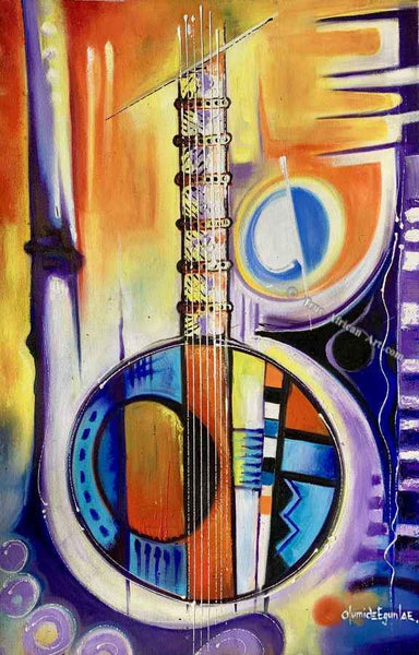 "Olumide Egunlae  |  Gambia  |  ""The Instrument""  